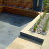 Contemporary Garden - Derbyshire
