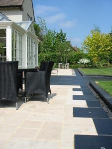 Landscape and Garden Design. Leicester, Nottingham, Derby.